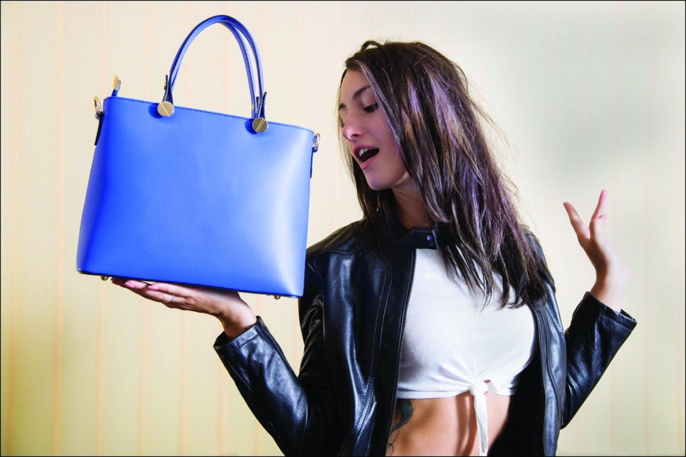 547fc8f24b Pelletteria Atena private label italy - LL Leather & Luxury Magazine