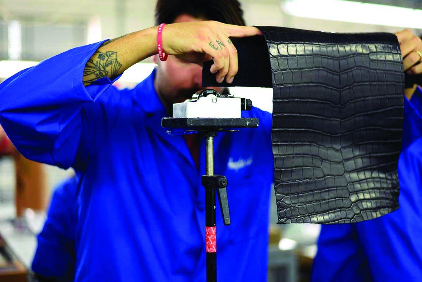 Produzione calzature per l'alta moda LL Leather & Luxury